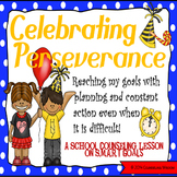 Perseverance and S.M.A.R.T. Goals Packet