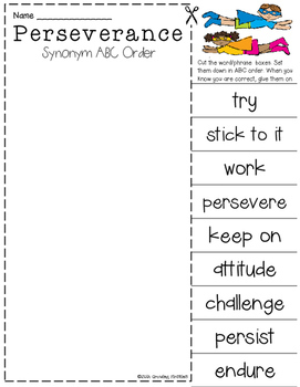growth mindset synonym
