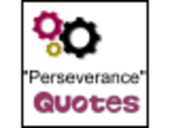 Perseverance Motivational Quotes
