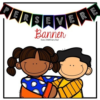 Persevere Banner - Freebie