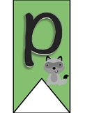 Persevere Banner Woodland Theme