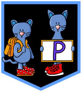 Persevere Blue Cat