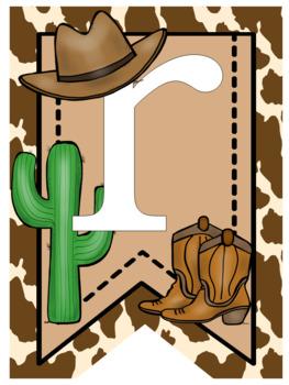 Persevere Cowboy Boots 8