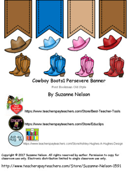 Persevere Cowboy Boots1