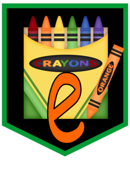Persevere Crayons