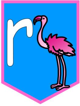 Persevere Flamingo