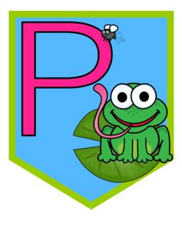 Persevere Froggies