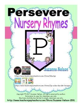 Persevere Nursery Rhymes