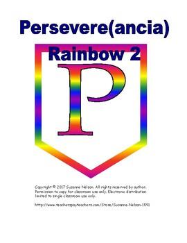 Persevere Rainbow2
