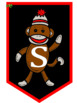 Persevere Sock Monkey
