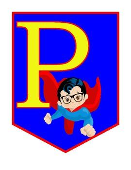 Persevere Super Heroes 2