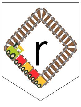 Persevere(a) Train