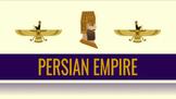 World History - Persian Empire Slideshow - Bundle