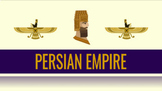 World History - Persian Empire Slideshow - Bundle
