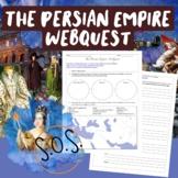Persian Empire Webquest
