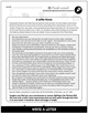 Persian Gulf War Gr. 5-8 - BONUS WORKSHEETS