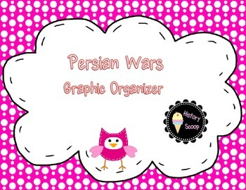 Persian Wars Graphic Organizer