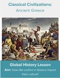 Persian War, Peloponnesian War, and Pericles