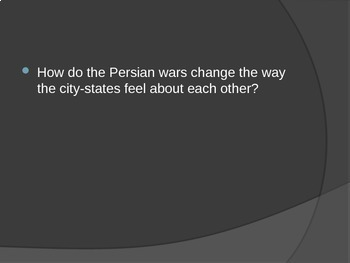 Persian Wars PPT