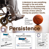 Persistence Lesson and PowerPoint