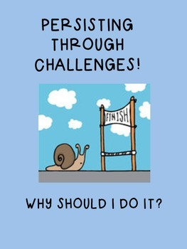 Persistence: Persisting Through Challenges - Social Lesson