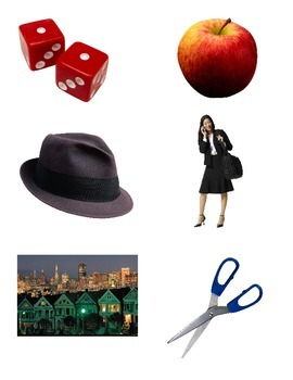Person, Place, Thing sort- Nouns