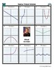 Person Puzzle - Domain & Range of Graphs - Brad Snyder Worksheet