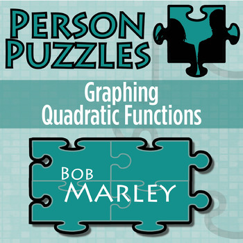 Person Puzzle -- Graphing Quadratic Functions... by 21st Century ...