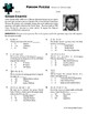 Person Puzzle - Order of Operations - Cesar Chavez Worksheet