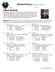 Person Puzzle - Quadratic Formula - Grace Hopper Worksheet