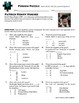 Person Puzzle - Amplitude, Period, & Frequency - Patrick Henry Hughes Worksheet