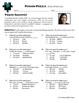 Person Puzzle - Area Dissection - Yoani Sanchez Worksheet
