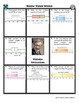 Person Puzzle - Box and Whisker Plots - Steven Spielberg Worksheet
