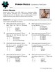Person Puzzle - Comparing Fractions - Steve Irwin Worksheet