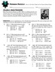 Person Puzzle - Family of Functions w/ Transformations - Maria Montessori WS