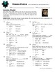 Person Puzzle - Integration Log and Exponential - Alicia Nash Worksheet