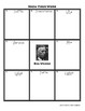 Person Puzzle - Integration with Substitution - Bill Wilson Worksheet