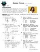Person Puzzle - Inverse Functions - Alicia Keys Worksheet