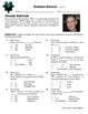 Person Puzzle - Limits - Frank Serpico Worksheet