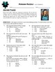 Person Puzzle - Line Graphs - Junko Tabei Worksheet