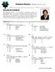 Person Puzzle - Multiply by 6,7,8,9 - Blake Mycoskie Worksheet