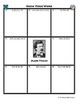 Person Puzzle -- Ordinal Numbers - Mark Twain Worksheet
