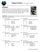 Person Puzzle - Piecewise Functions - Banksy Worksheet