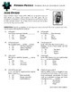 Person Puzzle -- Probability of Compound Events - Jesse Owens Worksheet
