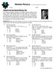 Person Puzzle - Segment Addition Postulate - Martin Luther King Jr. Worksheet