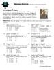 Person Puzzle - Logarithmic Equations - Millard Fuller Worksheet
