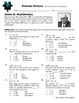 Person Puzzle - Solving Power Functions - John H McConnell WS