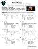 Person Puzzle -- Solving Proportions - Gloria Steinem Worksheet
