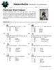 Person Puzzle -- Subtract 3 Digit Numbers - Florence Nightingale Worksheet