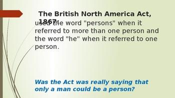 Person's Case